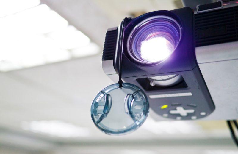 projektor pærer